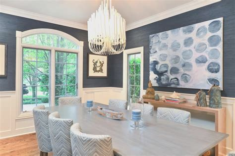 dining room colors 2017 navy blue dining room ideas accent