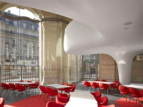 l opera garnier s offre un restaurant par l architecte
