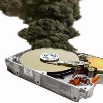Kipas Hardisk penyebab komputer restart sendiri dan cara mengatasinya