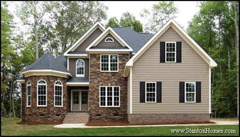 two front doors on a house one or two front doors dual entry design carolina homes