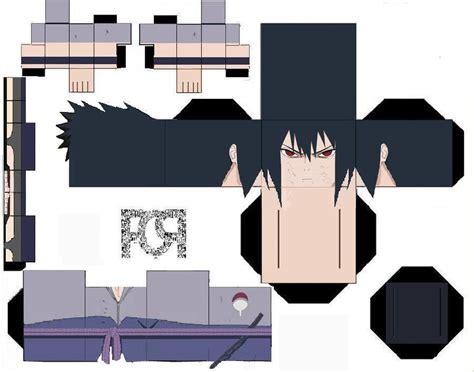 Sasuke Papercraft - sasuke taka by peuolivo on deviantart