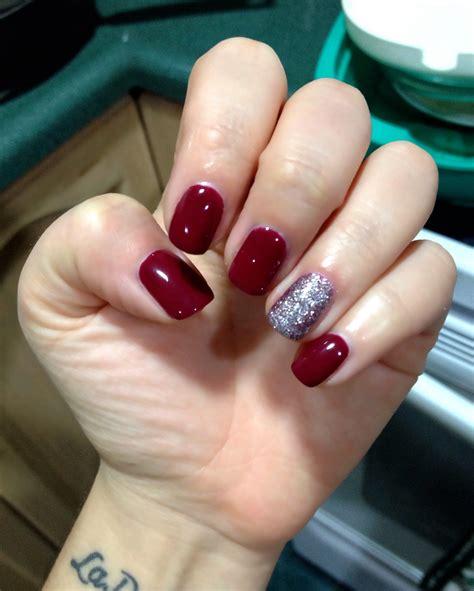 fall gel nail colors sensationail gel nailpolish in sugarplum such a classic