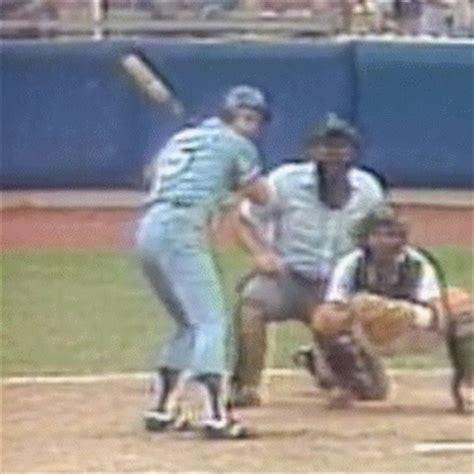 george brett swing rotational hitting 101