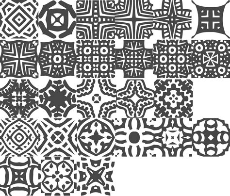 african pattern font myfonts african typefaces