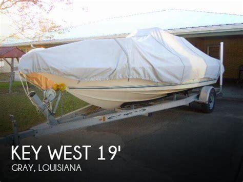 key west boats louisiana key west 196 bay reef for sale in gray la for 16 000