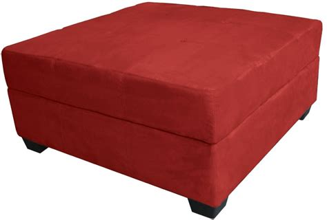 5 Best Red Ottoman Add Timeless Elegant Styling To Your Large Square Storage Ottoman