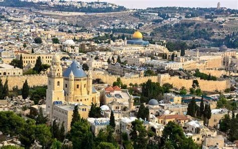 el diamante de jerusaln jordania advierte a eeuu del quot peligro quot de declarar