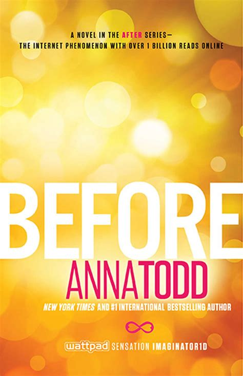 the before a novel books before book by todd official publisher page