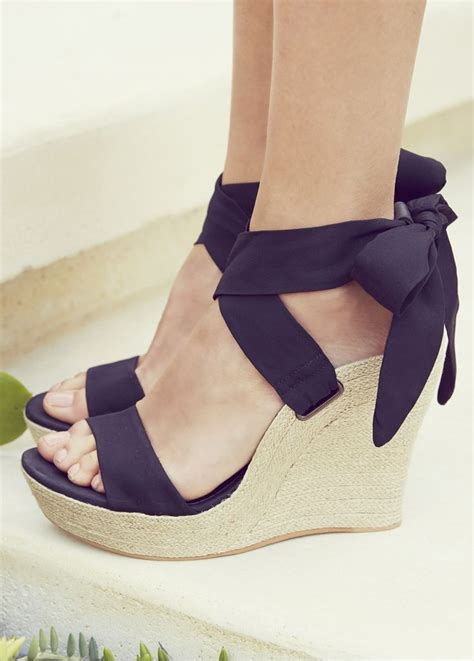 Pretty Heels For Summer by 1000 Ideas About Wedges Shoes On