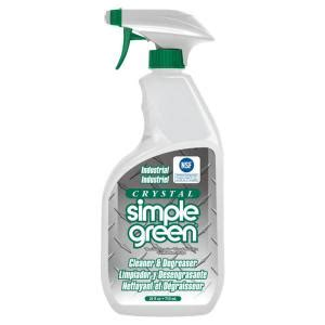simple green  oz crystal cleanerdegreaser   home depot