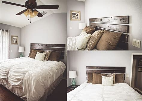 Cheap Diy Headboard by Headboard Whole Project Costed 30 From Home