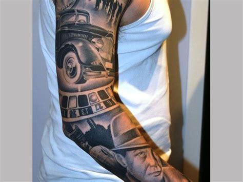 gangsta tattoos for men gangsta ideas for 25 groovy gangster tattoos