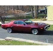 Classic Plymouth Satellite For Sale On ClassicCarscom