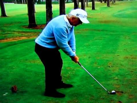 gene littler golf swing gene litler 80 years old youtube