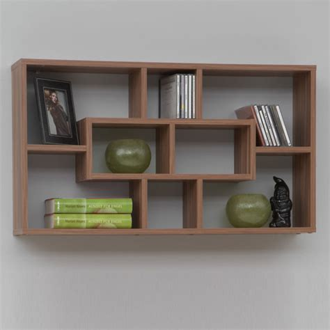 shelves contemporary display and wall shelves other