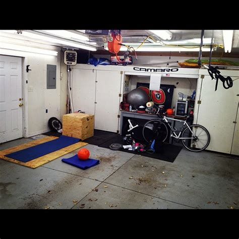 inspiring building a garage 4 crossfit home
