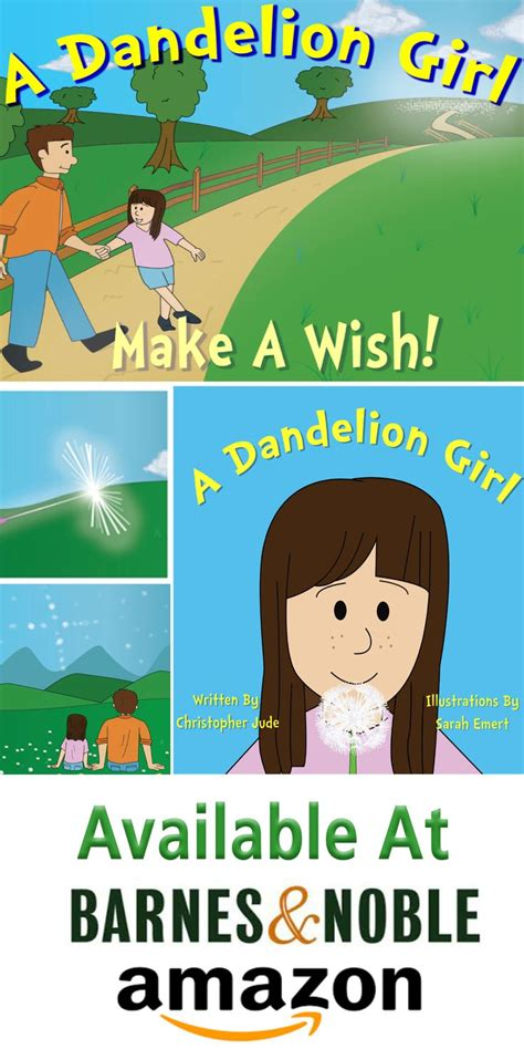 Novel A Dandelion Wish affordable and original come and meet a dandelion a who the outdoors