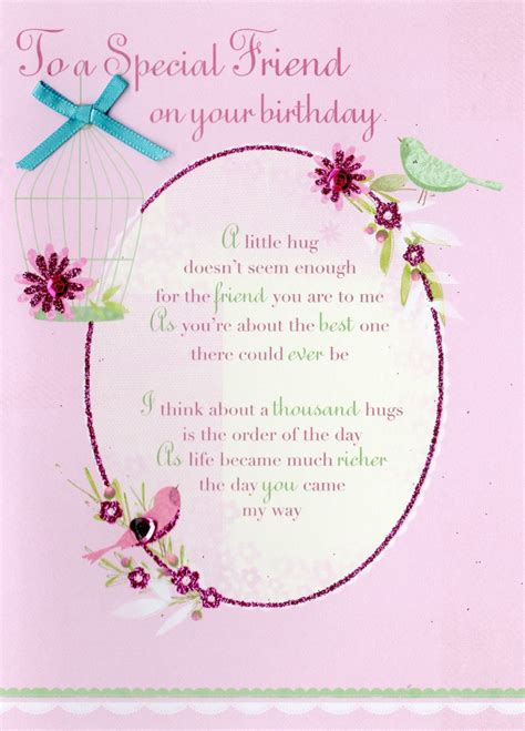 for a very special friend greeting card everyday friend special friend birthday greeting card cards love kates
