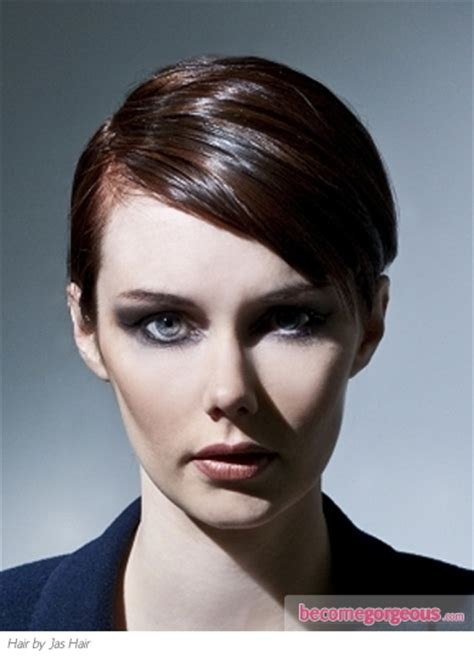 become gorgeous short hair gallery pictures pictures short hairstyles glam boy crop style