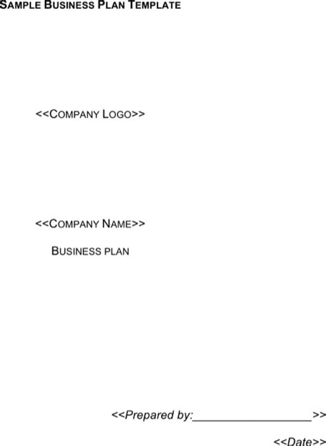 download sle business development plan templates to