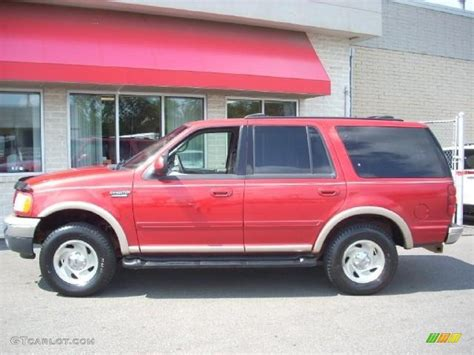 1999 Ford Expedition Eddie Bauer by 1999 Laser Metallic Ford Expedition Eddie Bauer 4x4