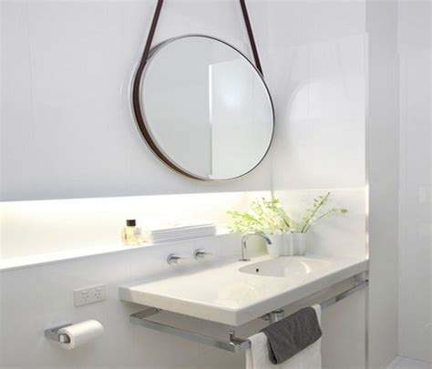 Hanging Bathroom Mirror Hanging Bathroom Mirrors Hanging A Bathroom Mirror