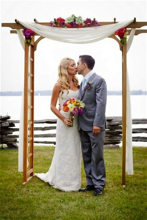 Wedding Arch Tradition by 11 Beautiful Diy Wedding Arches