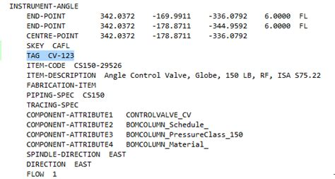 solved    valve tags  isometric plant   autodesk community