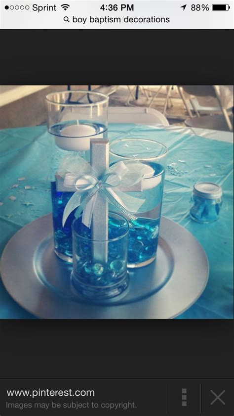 Center Table Decoration For Baptism by Center Table Decoration Baptism Ideas