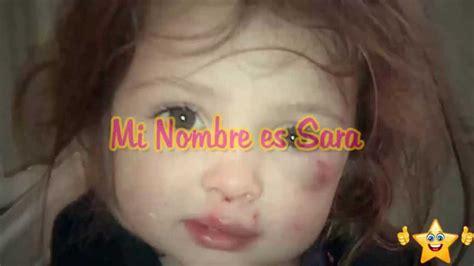 imagenes maltratos infantiles mi nombre es sara maltrato infantil violencia infantil