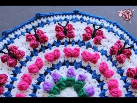 mandala pattern youtube debi s crochet mandala for marinke youtube