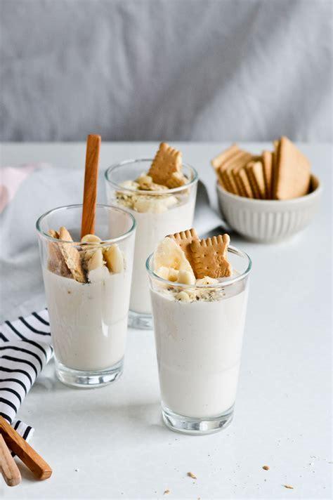 My Healthy Yogurts healthy yogurt banana smoothie sugar salted