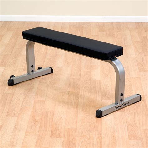 body solid flat bench flat bench body solid gfb350