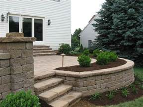 Raised Patio Design Raised Patio Design Ideas Patio Design 124