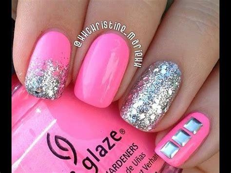 imagenes de uñas decoradas bonitas y sencillas u 241 as decoradas con esmalte sencillas y bonitas em design