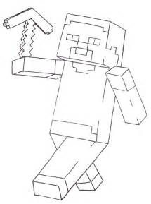 coloring pages of minecraft free coloring pages of minecraft for