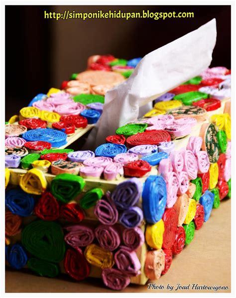 cara membuat kerajinan tangan kertas souvenir cara membuat kapal dari kardus bekas