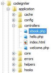 membuat link halaman di codeigniter membuat link download dengan codeigniter