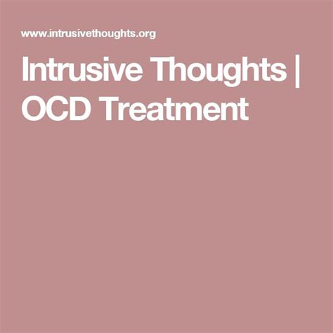 get it thought therapy for healing the stuff books 76 best mental health ocd images on anxiety