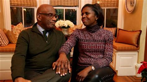 who is al rokers first wife al roker and wife deborah roberts open up about marriage