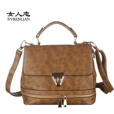 Satchel Bag No Brand korean fashion brand handbag shoulder bag handbag satchel bag wholesale difference in