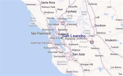 map of san leandro california san leandro tide station location guide