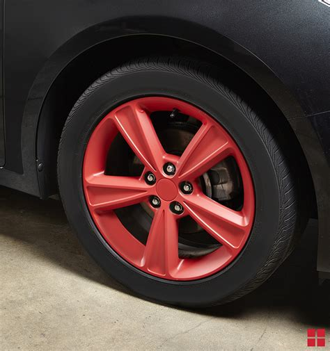 spray paint rims how to paint racing stripes on your car with peelable