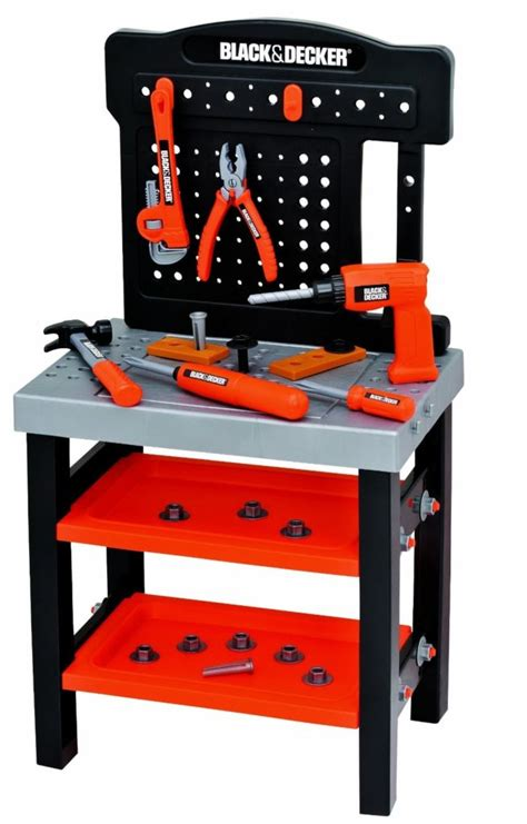 black and decker work bench kids workshop workbench tool bench for kids toy treasures
