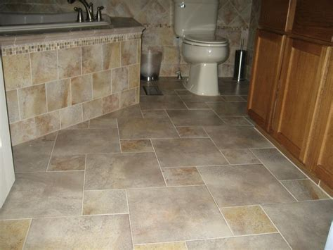 Tile Designs For Bathroom Floors by 25 Wonderful Pictures Bathroom Large Size Ceramic Tile
