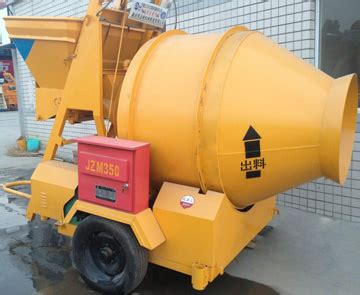 Charge Mixer Frame portable concrete mixers for sale changli machinery