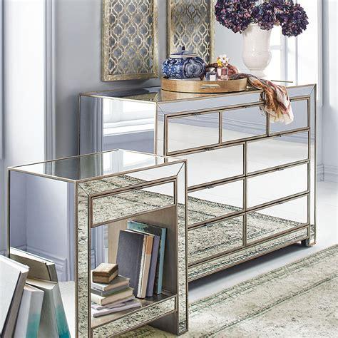 how to decorate mirrored dresser dresser furniture