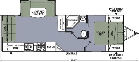 apex floor plans colerain rv