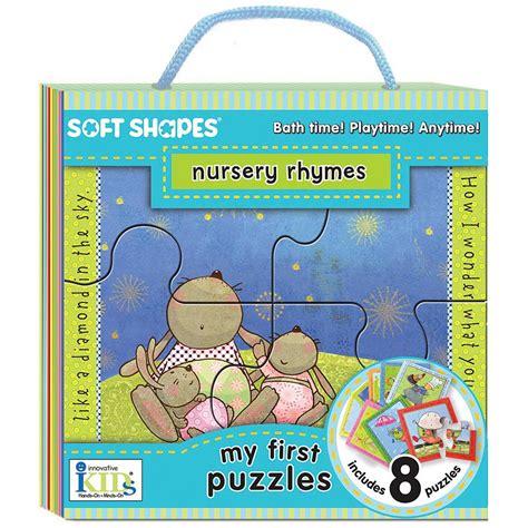 Calendar Rhyme Nursery Rhymes Puzzle Pack 697233001197 Calendars