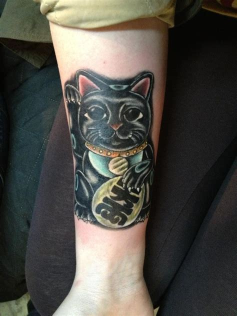 lucky you tattoo lucky cat tattoos designs ideas and meaning tattoos for you